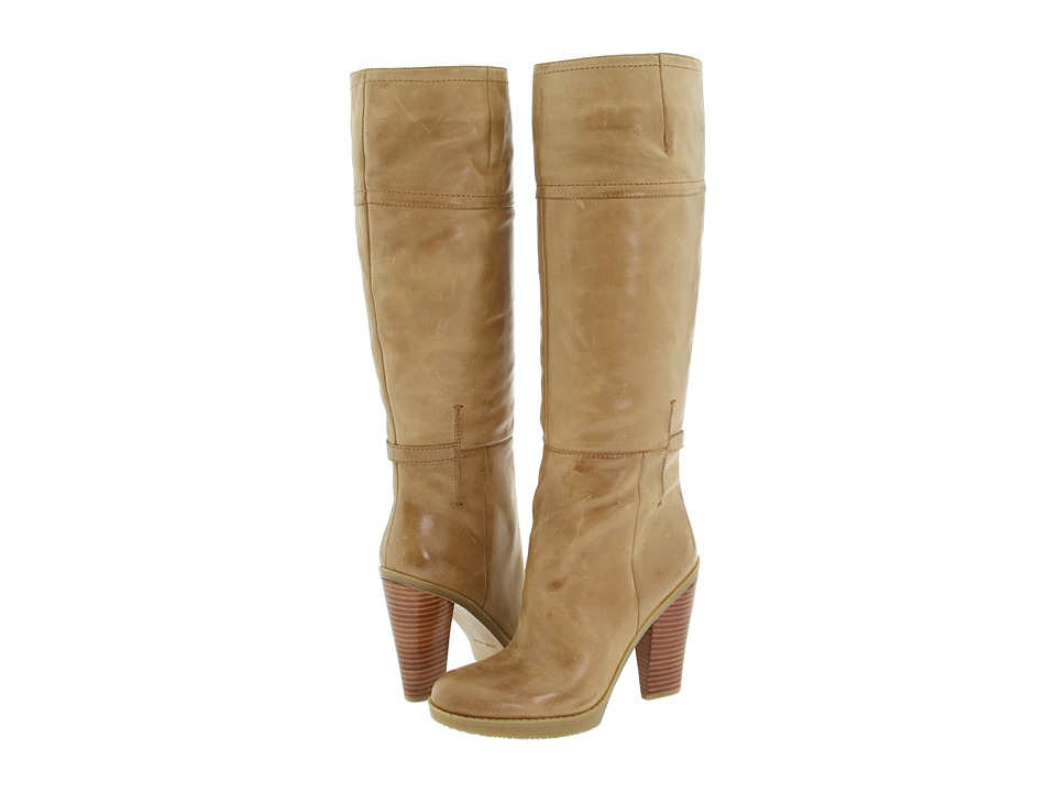 Nine West - Herberta (Taupe) Women's Dress Pull-on Boots