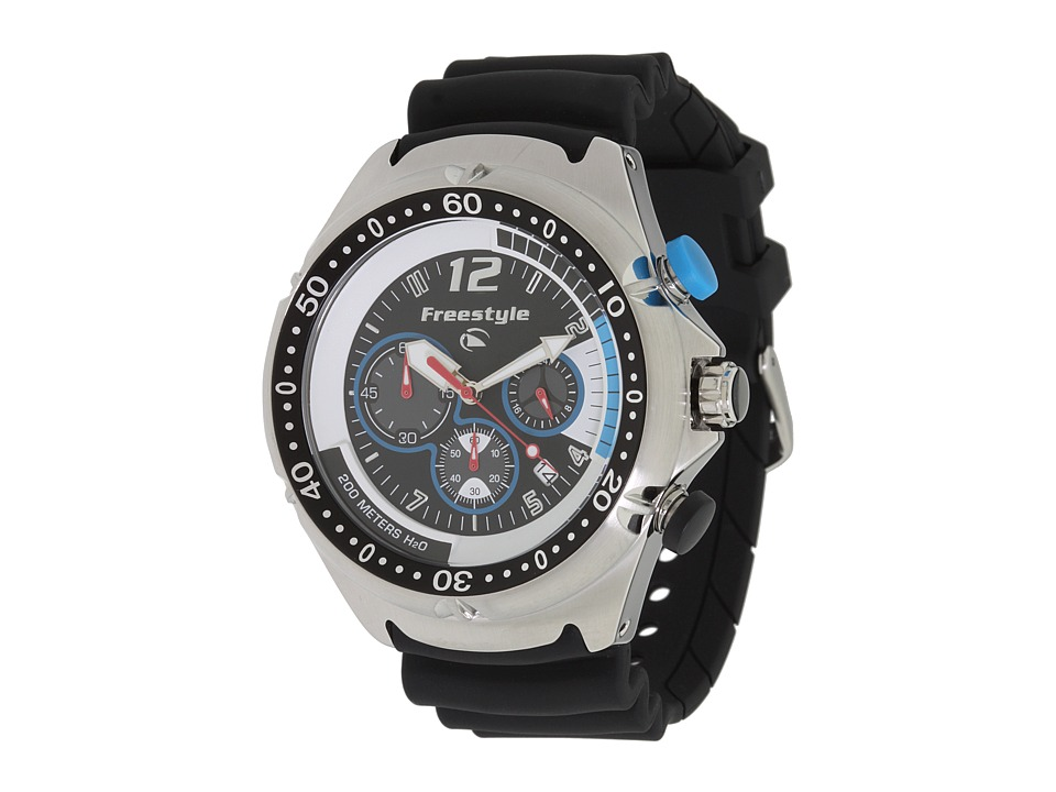 Freestyle - Hammerhead Chrono XL (Black) Watches