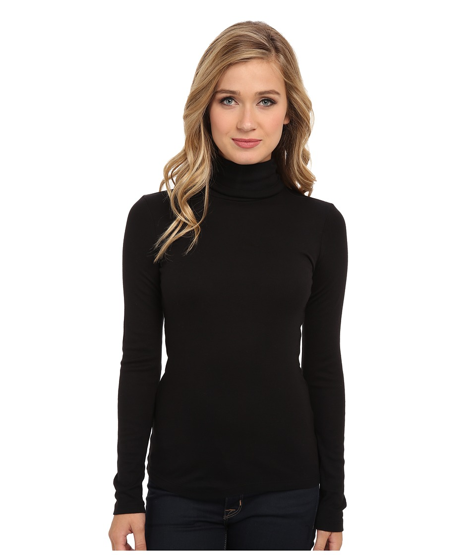 Splendid women 39 s t shirts and tank tops for Turtleneck under t shirt
