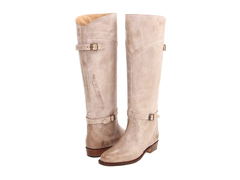 Frye - Dorado Riding (Taupe) Women's Pull-on Boots