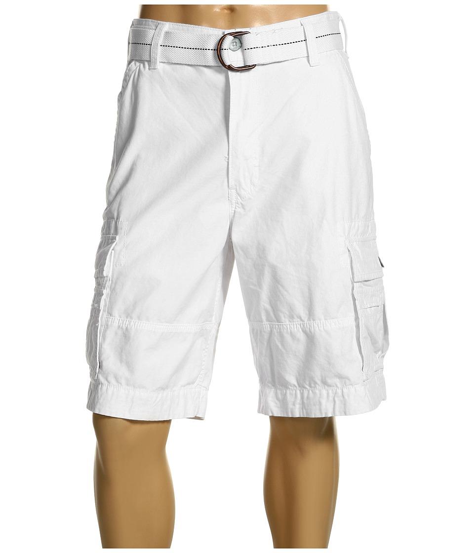 Levi's(r) Mens - Squad Cargo Short (White) Men's Shorts