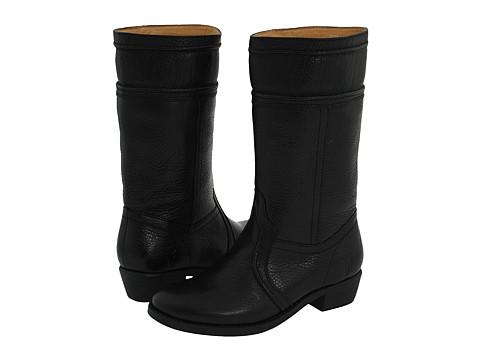 Frye Kids - Jane Stitch (Toddler/Little Kid/Big Kid) (Black) Girls Shoes