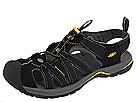 Keen Kanyon (Black/Gargoyle) Men's Shoes
