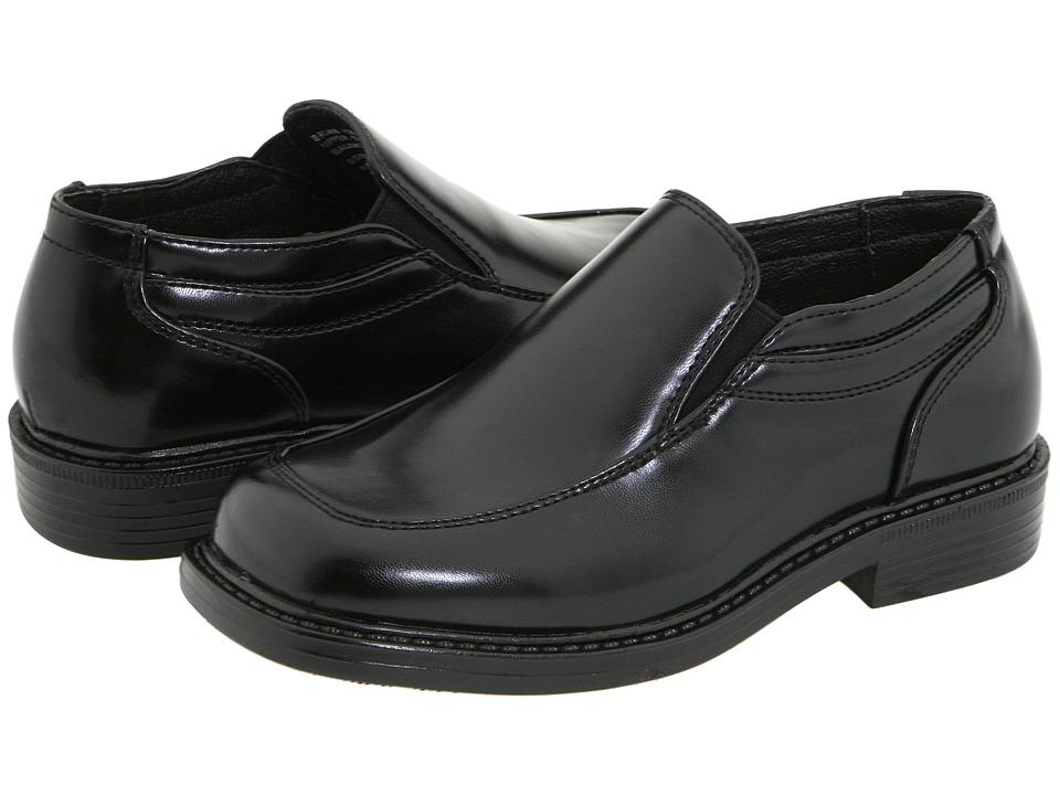 Deer Stags Kids Brian (Toddler/Little Kid/Big Kid) (Black) Boys Shoes