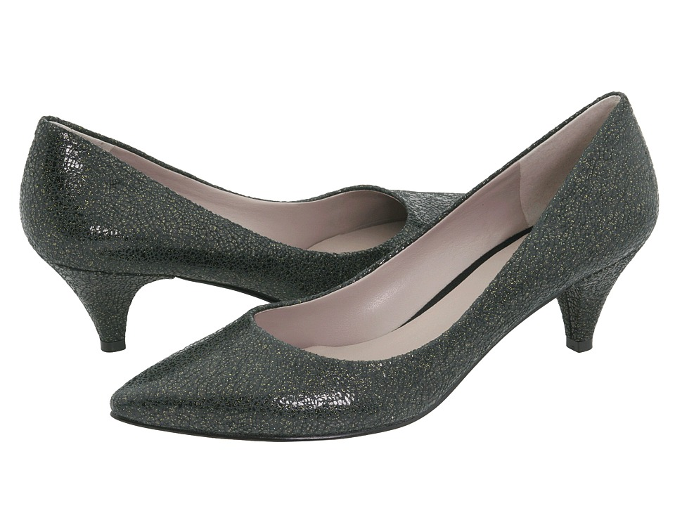 Nine West - Day (Black Metallic) High Heels