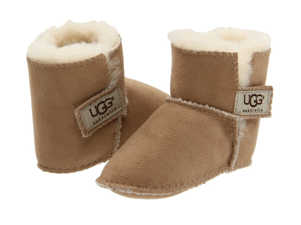 UGG Kids - Erin (Infant/Toddler) (Sand) Kids Shoes