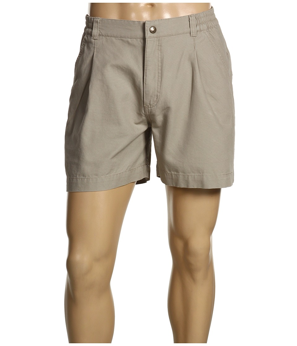 Royal Robbins - Classic Billy Goat(r) Cotton Canvas Short (Khaki) Men's Shorts