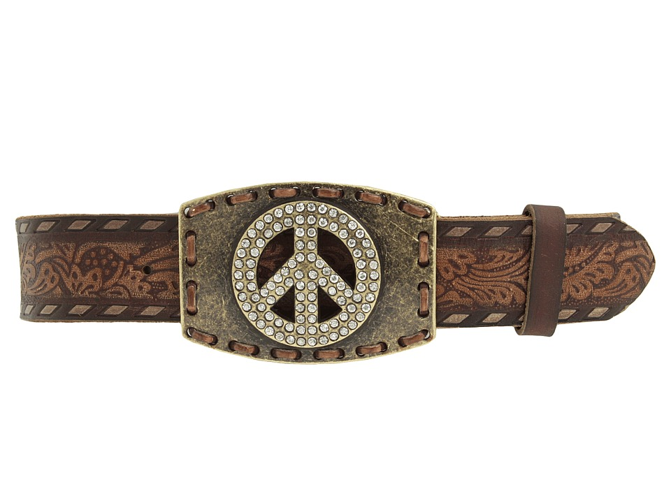 Ariat - City Girl (Brown) Women's Belts