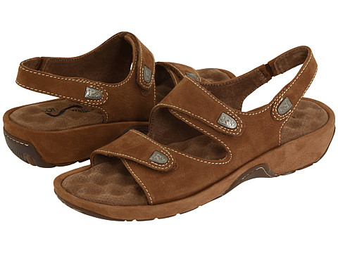SoftWalk - Bolivia (Cognac Tumbled Nubuck) Women