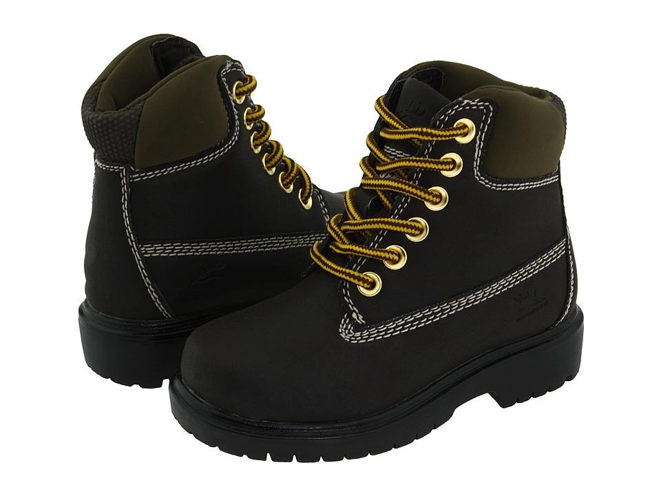 Deer Stags Kids Mack2 Boys Shoes (Brown)