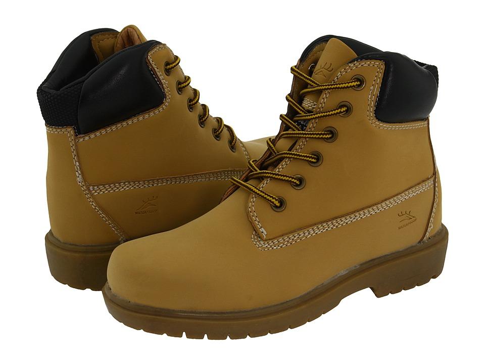 Deer Stags Kids Mack2 Boys Shoes (Tan)