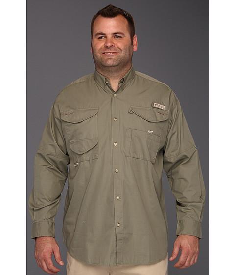 Columbia - Big Tall Bonehead L/S Shirt (Sage) Men