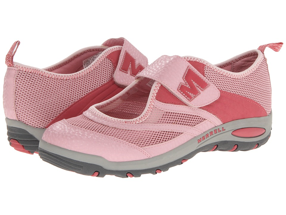 Merrell Kids - Dolphina MJ (Youth) (Blush) Girl's Shoes