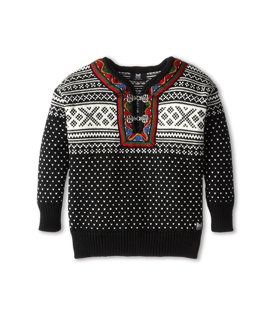 Dale of Norway - Setesdal Kids (Toddler/Little Kids/Big Kids) (Black/Off-White) Sweater