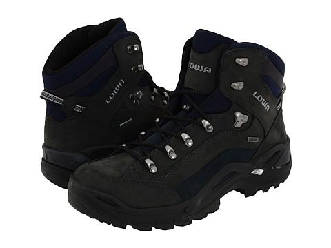 46be724c294 UPC 840054150364 - Lowa Renegade GTX Mid (Dark Grey/Navy) Men's ...
