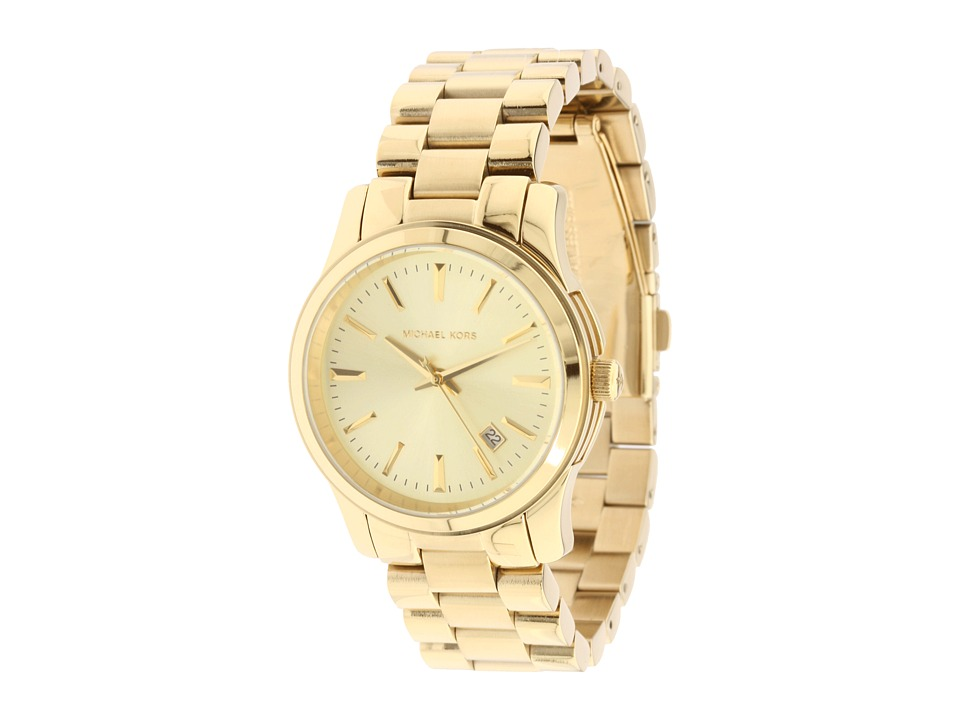 Michael Kors - MK5160 - Sport (Gold) Dress Watches