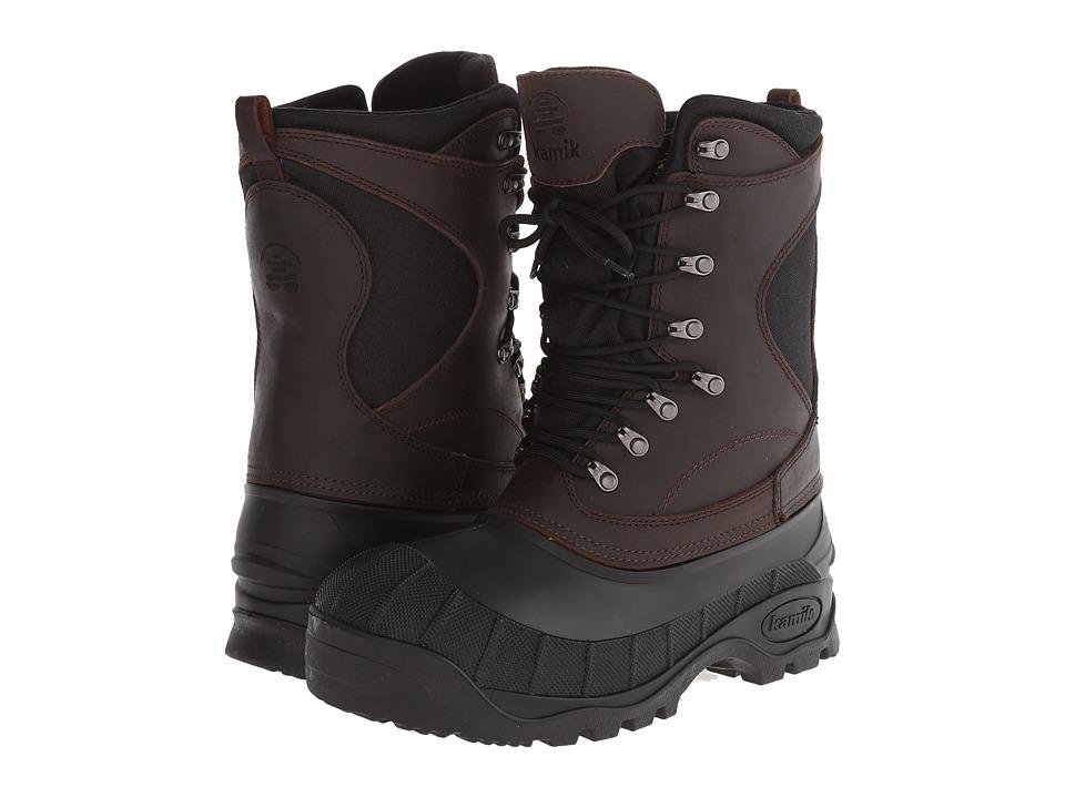 Kamik - Cody (Dark Brown) Men's Boots