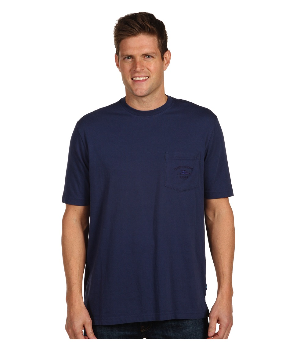 Tommy Bahama - Bali High Tide Tee (Great Sea) Men's T Shirt