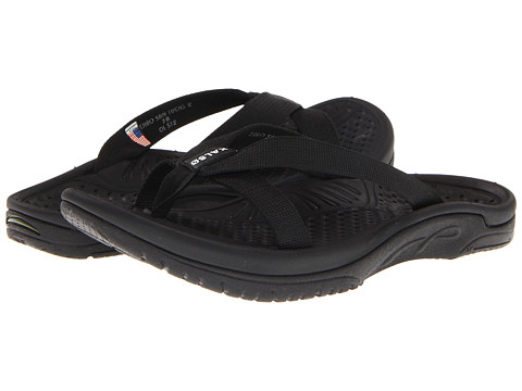 Earth - Kalso Cabo San Lucas 2 (Black Nylon) Women's Sandals