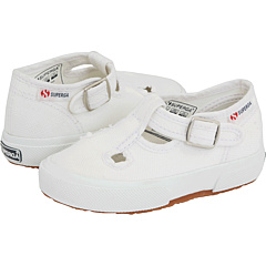 SALE! $17.99 - Save $37 on Superga Kids 205 COTJ (Toddler Little Kid) (White) Footwear - 67.29% OFF $55.00