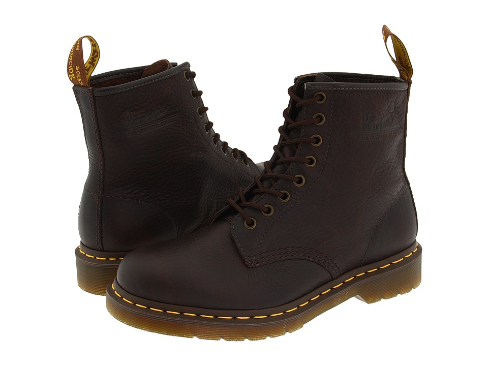 Dr. Martens 1460 (Grizzly/Bark) Lace-up Boots