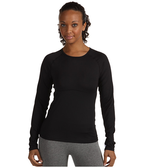 Skirt Sports - Runners Dream Long Sleeve (Black) Women