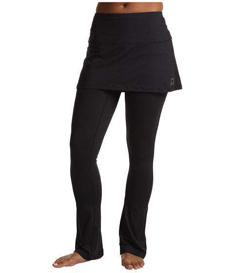Skirt Sports - Tough Girl Skirt (Black) Women's Skort