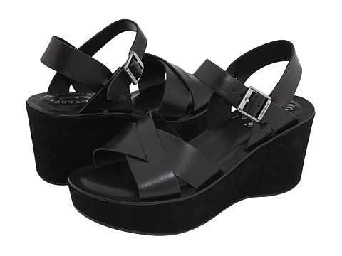 Kork-Ease - Ava (Black) Women's Sandals