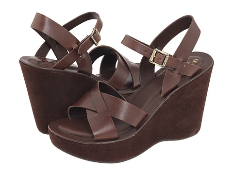 Kork-Ease - Bette Vacchetta (Dark Brown) Women