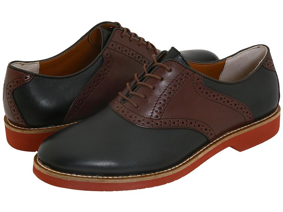 Bass - Burlington (Black/Brown) Men's Lace up casual Shoes