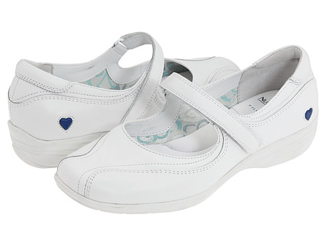 Nurse Mates - Willow (White) Women's Shoes