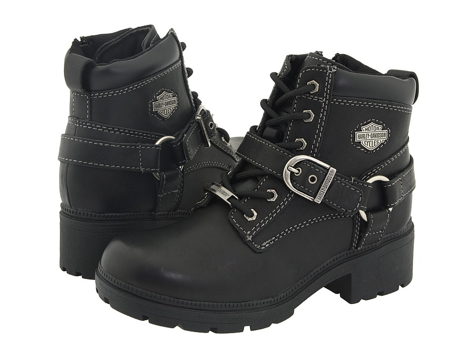 Harley-Davidson Tegan (Black) Women