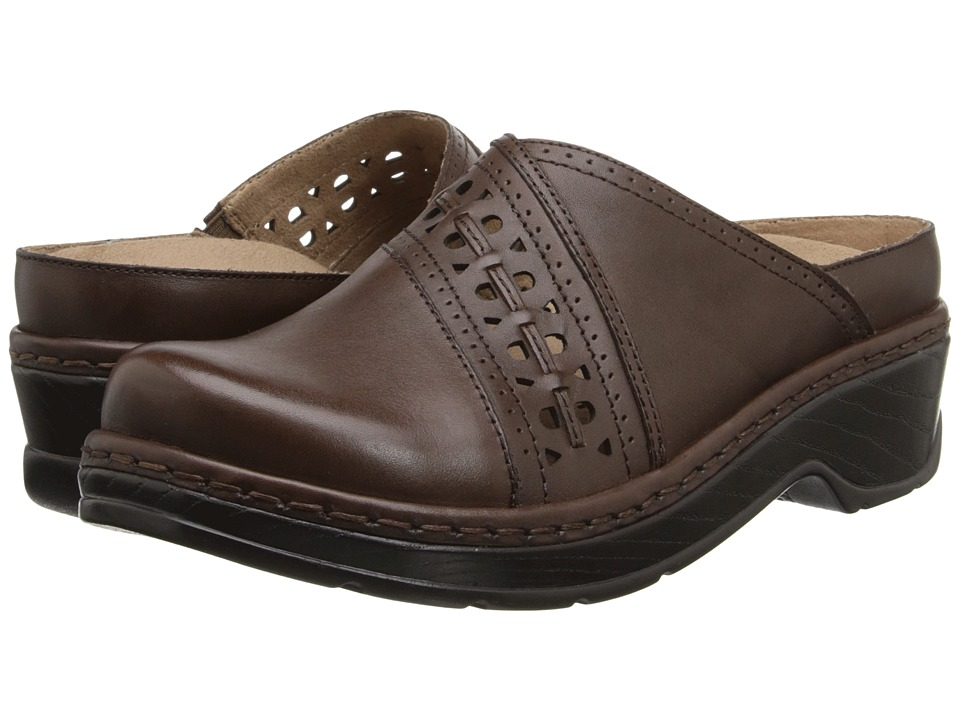 Klogs Footwear - Syracuse (Coffee Smooth) Women's Clog Shoes