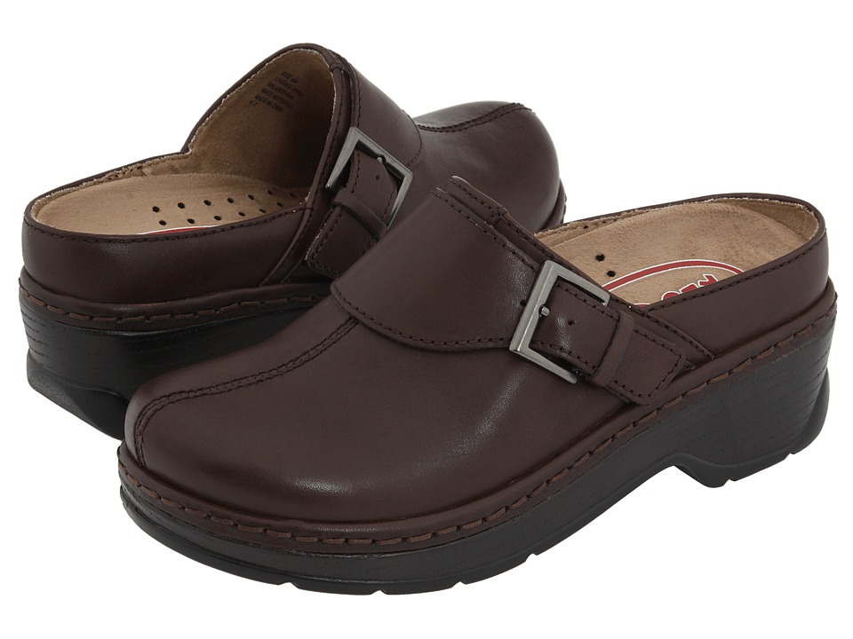 Klogs Footwear - Austin (Coffee Smooth) Women's Clog Shoes