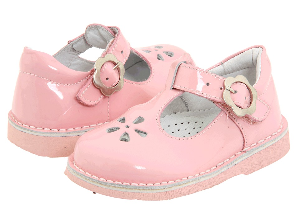 Kid Express - Molly (Toddler/Little Kid/Big Kid) (Pink Patent) Girls Shoes