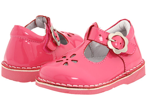 Kid Express - Molly (Toddler/Little Kid/Big Kid) (Fuchsia Patent) Girls Shoes