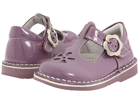 Kid Express - Molly (Toddler/Little Kid/Big Kid) (Lilac Patent) Girls Shoes