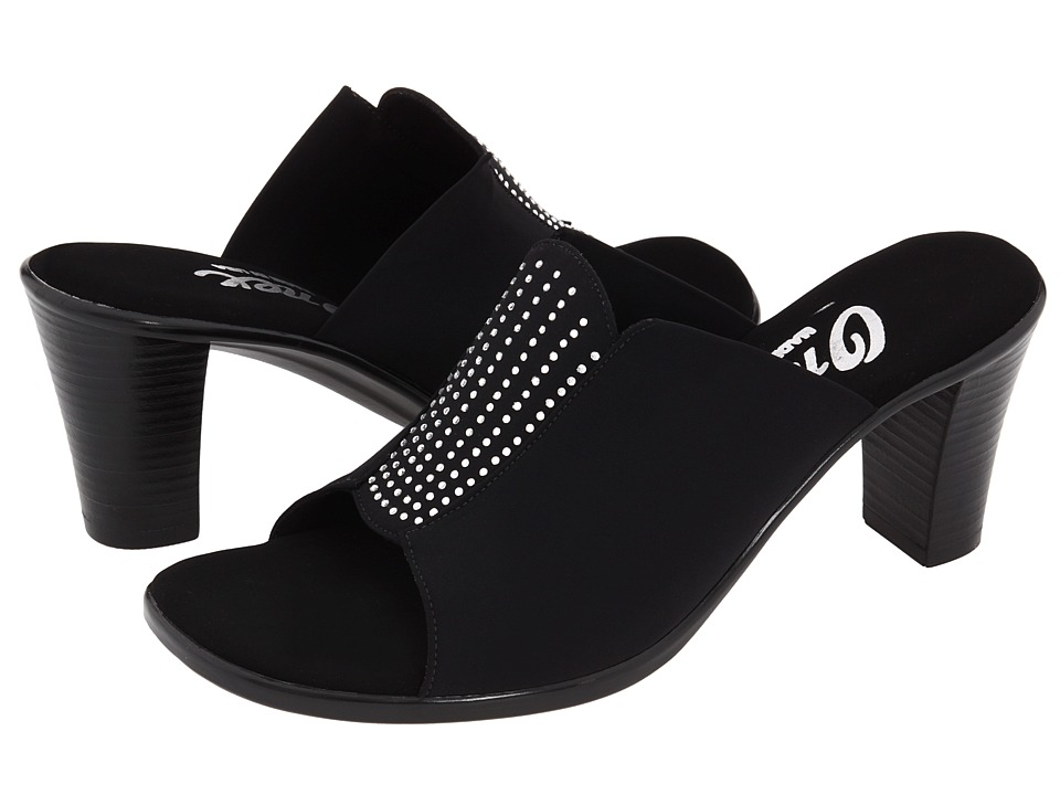 Onex - Brilliant (Black Elastic) Women