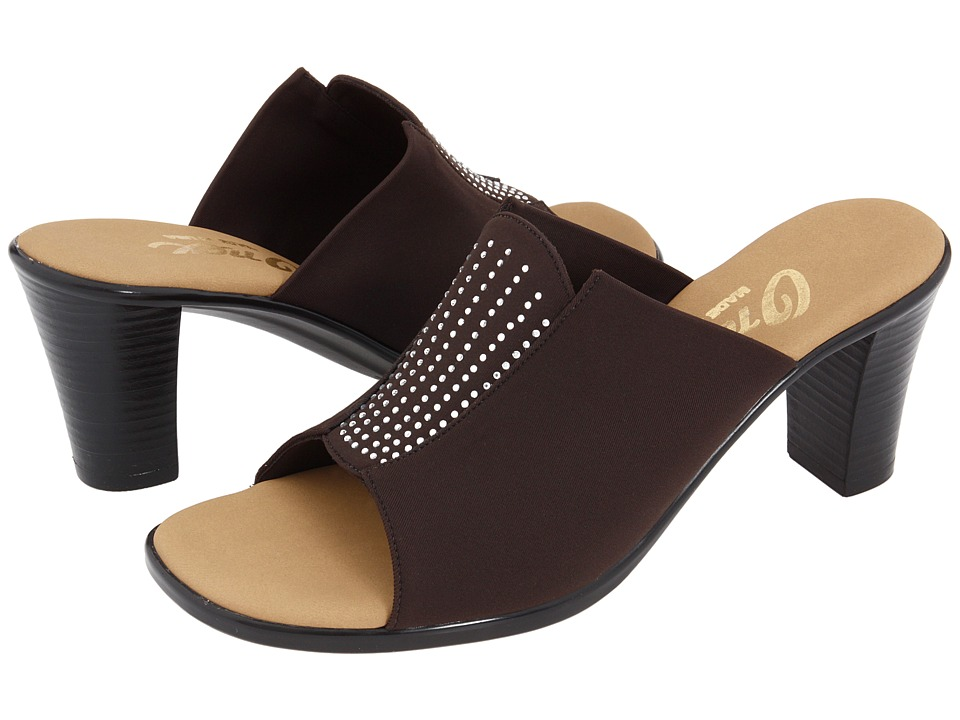 Onex - Brilliant (Chocolate) Women's Dress Sandals