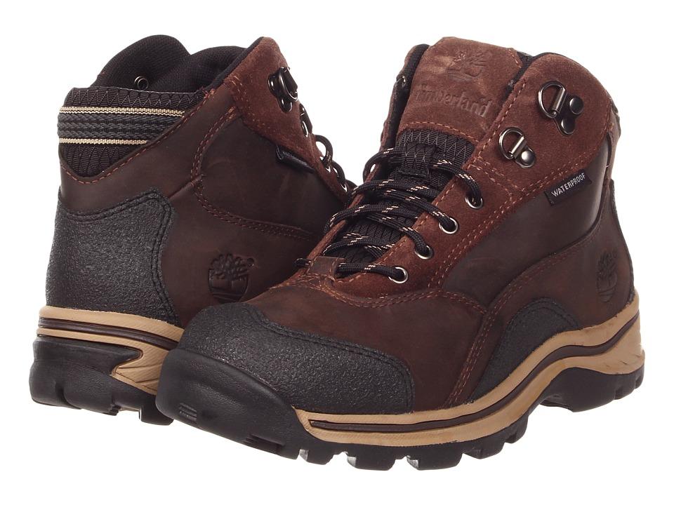 Timberland Kids Pawtuckaway Lace Hiker (Big Kid) (Brown) Boys Shoes