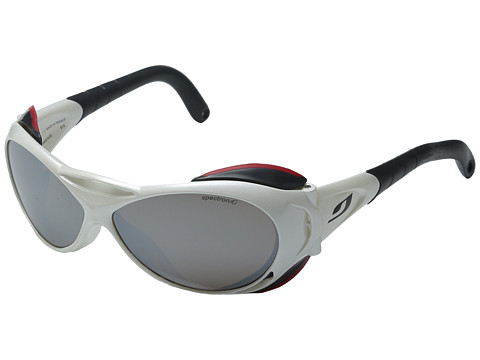JULBO Explorer Glacier Mountain Sunglasses Blanc Soft White//Spectron 4 NEW