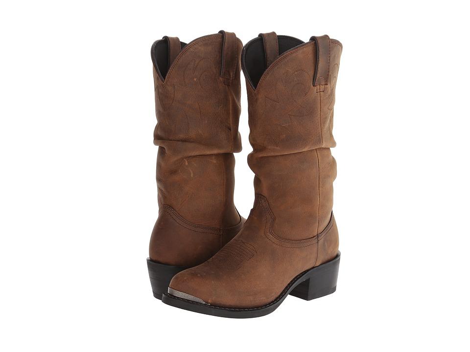 Durango SW542 (Tan) Cowboy Boots