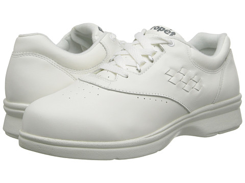 Propet - Vista Walker Medicare/HCPCS Code=A5500 Diabetic Shoe (White) Women