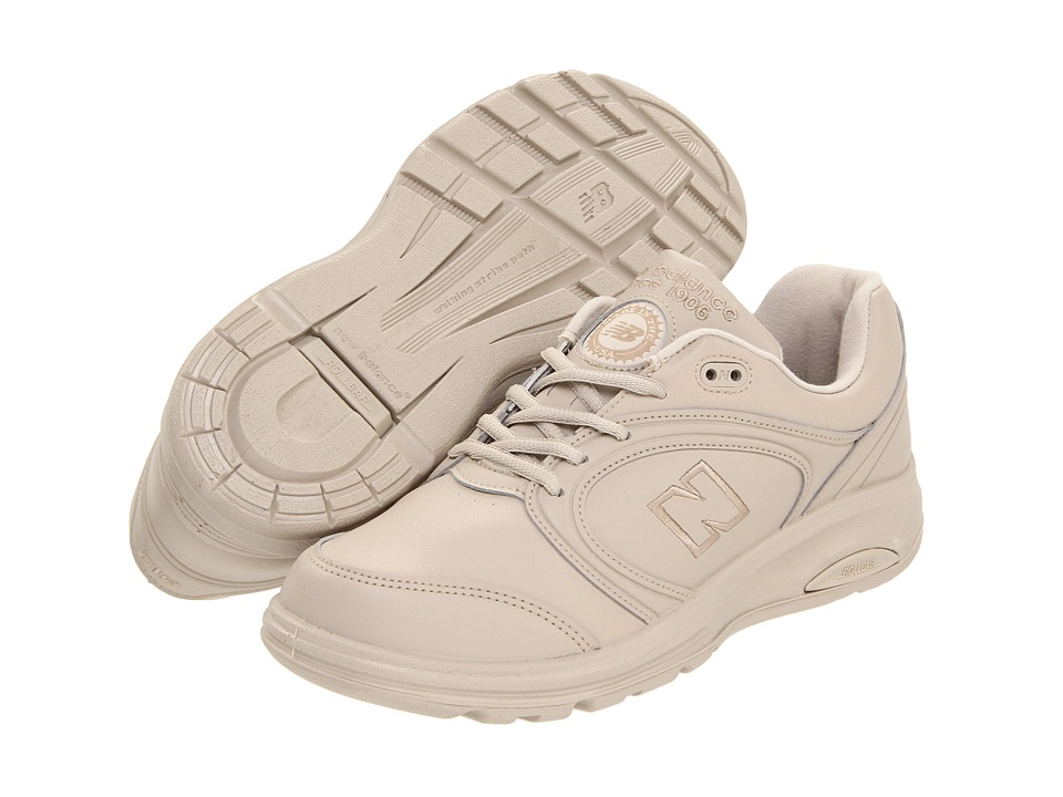 New Balance - WW812 (Bone) Women's Walking Shoes