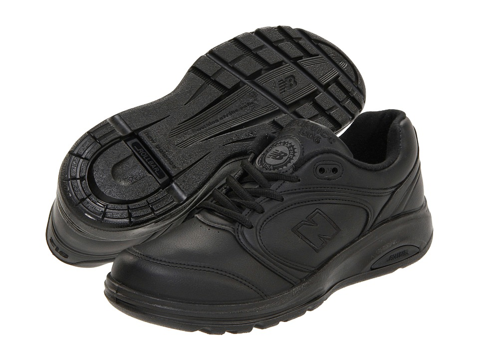 New Balance - WW812 (Black) Women's Walking Shoes