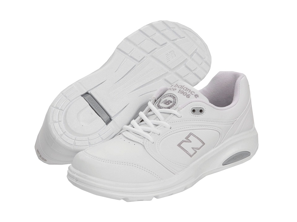 New Balance - WW812 (White) Women's Walking Shoes