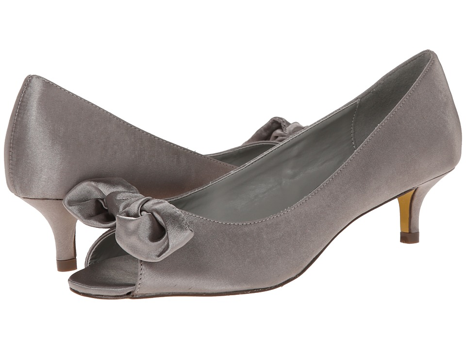 rsvp - Sadie (Dark Silver) Women's Slip-on Dress Shoes