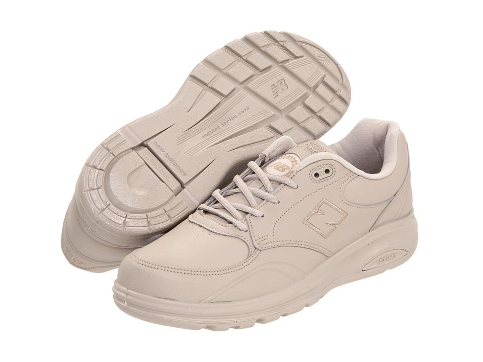New Balance - MW812 (Bone) Men's Walking Shoes