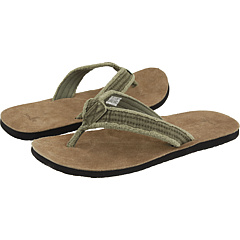 SALE! $14.99 - Save $27 on Sanuk Fraid Not Big Tall (Green) Footwear - 64.31% OFF $42.00