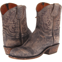 N8677 8/3 (Stonewashed Tan Mad Dog Goat) Cowboy Boots